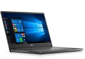 DELL LATITUDE 7370 Intel M5-6Y57 @1.1Ghz - 8Go - 250Go SSD - Windwos 10 Pro