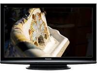 """⭐Panasonic 46"""" Plasma Television⭐46 Inch TV⭐With Remote⭐3 HDMI⭐FreeView⭐Full HD 1080p⭐"""