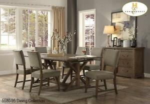 Rustic Look Dining Table on Sale (BD-2371)