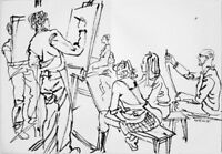 """""""Life models"""" wanted for drawing class"""