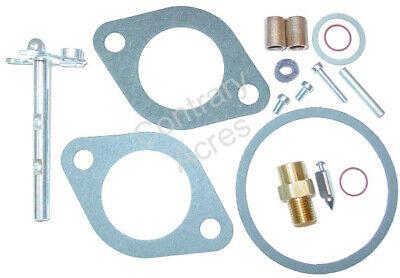 Basic Carburetor Repair Kit For John Deere A B Tractors 708