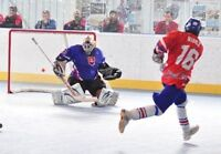 Wanted: Players for - Kamloops Ball Hockey League