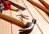 Experienced Finishing Carpenter: Casings, Trim, Cabinets, more