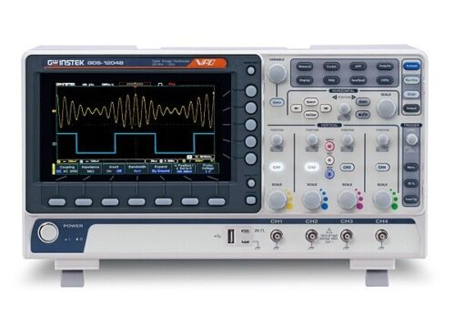 Instek GDS-1054B Digital Oscilloscope, 50 MHz, 4 Channel, NEW