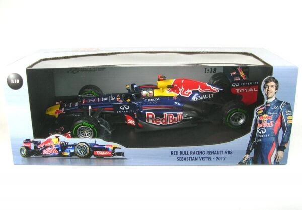 Red Bull Racing Renault RB8 No.1 Brazilian GP World Champion 2012 (Sebastian Vet