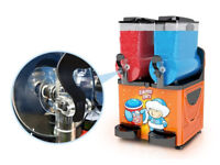 twin slush machine