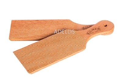 Kilner Wooden Butter Paddles Set of 2 For Home Made Butter NEW FREE P&P