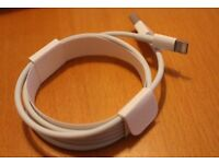 Apple Charger iPhone and iPod power cable (new design)