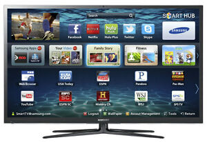 SAMSUNG 51 INCH flat screen SMART TV FOR SALE!!!