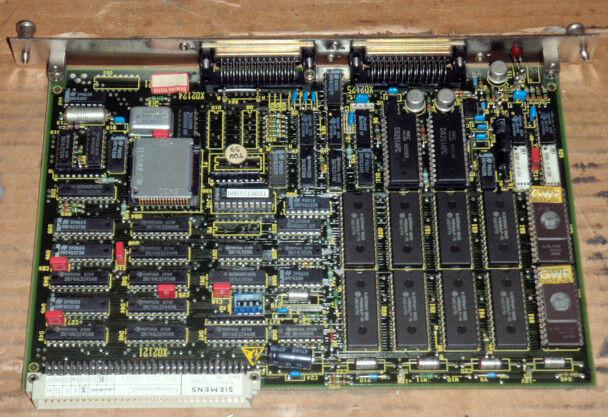Siemens 6FX1125-8AB01 CPU Program Loader 48KB Circuit Board PCB