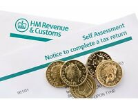 TAX RETURN FROM £100 ONLY - BY CHARTERED CERTIFIED ACCOUNTANT