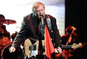 Two Meatloaf Concert Tickets in Calgary - June 13, 2016