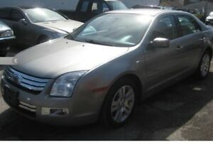 2009 Ford Fusion SEL - As Is