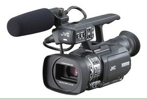 JVC GY-HM 100 (Caméra Semi-Pro Full HD)