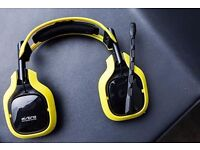 astro a40 headset + mic