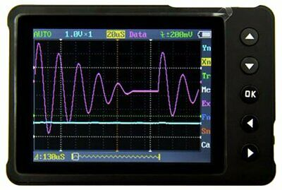 Seeed Dso Nano V3-ob Digital Oscilloscopes - Bandwidth 200 Khz Channels 1 Sa