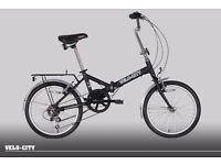 Velo-city life style folding bike