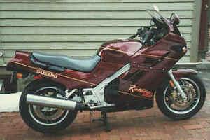 Pièces Suzuki GSX1100 F Katana 1100 1988 - 1996 parting out