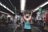 August CrossFit Bootcamp