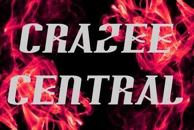 crazee central