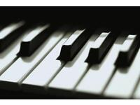 Best quality Piano / Theory lessons from diploma pianist / working songwriter 25/hr!