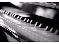 Piano Lessons Available for All Ages