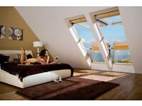 LOFT CONVERSION -- FLOOR AND WALL TILES -- BATHROOM AND KITCHEN FITTING