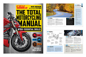 Total Motorcycling manual 291 essential skills (Book reg $32)