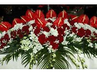 20 YEARS OF EXPERIENCE FLORIST, HIGH CLASS TOP QUALITY STYLISH WORK WITH HIGH ELEGANCE LEVEL