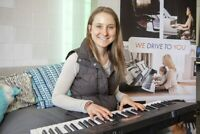 Have Music Lessons At Home - Teachers Who Drive - RCM, Skills 3+