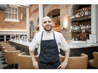 Experienced Sous Chef for Award Winning British Restaurant in Ealing. Full time immediate start £32k