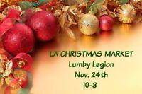 Lumby Christmas Market