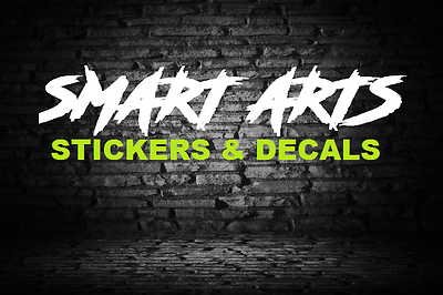 Smarts Arts Stickers and Decals