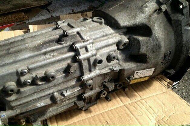BMW E60 E61 525d 530d 6 Speed Manual Gearbox GS6-53DZ