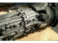 BMW E60 E61 525d 530d 6 Speed Manual Gearbox GS6-53DZ