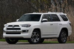 2016 Toyota 4Runner Limited Edition SUV, Crossover
