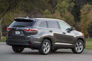 Looking for Toyota Highlander