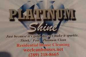 Platinum Shine Cleaners