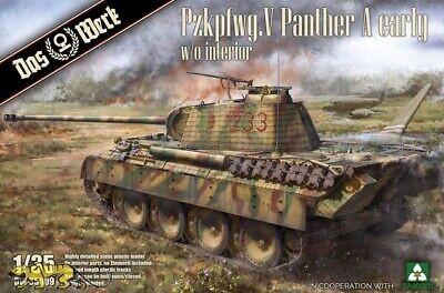 Das Werk 35009 Panzerkampfwagen Panther Ausf. A - frühe Produktion - 1:35