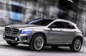 2015 Mercedes Benz GLA 250 4matic