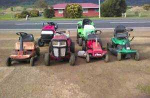 Ride on Lawn Mowers Mangalore Southern Midlands Preview