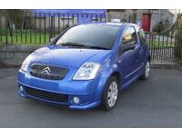 Citroen C2 Furio KMH Blue 1.4 KFV ** BREAKING FOR SPARES/PARTS** Call us on 07398715999 /07928448817