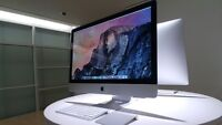 """iMac with 20"""" monitor"""