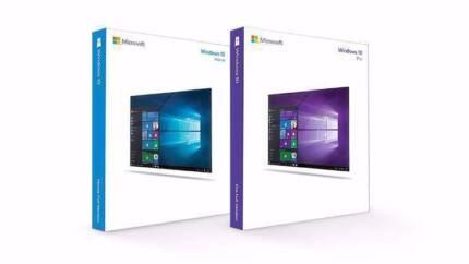 Windows 10 Home / Professional
