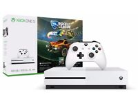 Brand NEW BOXED: XBox One S 500GB Rocket League Bundle