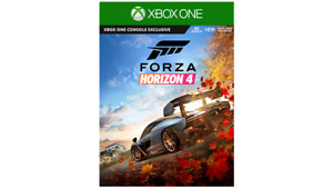 forza horizon 4 for xbox one and x