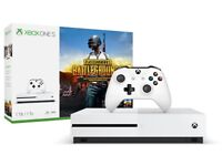 Xbox One S 500GB (NEAR NEW) + Games (ACCEPTING OFFERS AND SWAPS)