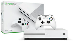Xbox One S 500gb avec assassin creed syndicate