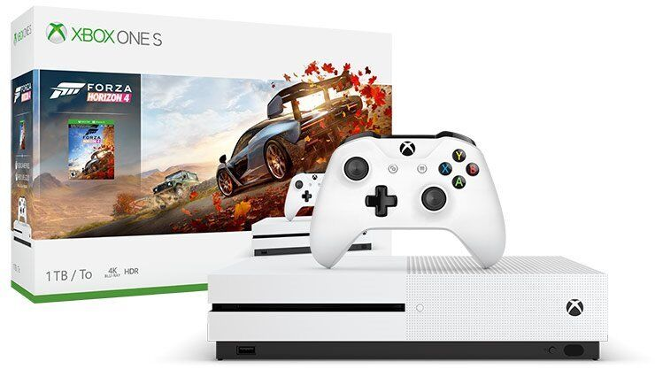 XBOX ONE S 1TB Console & Forza Horizon 4 Bundle with Controller white new  sealed | in Hoo, Kent | Gumtree