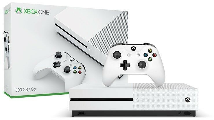 Xbox One S 4K HDR Ready Near Brand New Boxed Forza Included